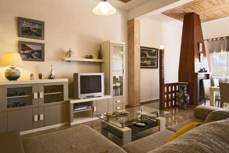 Salon de casa de vacances a Jávea - Quality Rent a Vila