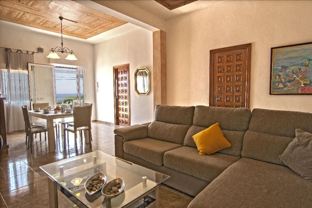 Saló a casa de lloguer de vacances a Xàbia - Quality Rent a Vila