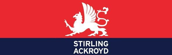 Imagen: Logotipo Stirling Ackroyd Spain