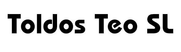 Afbeelding: Logo Toldos Teo SL