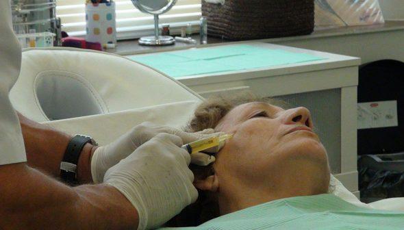 Bild: Angereicherte Plasmabehandlung - Cume Poliklinik