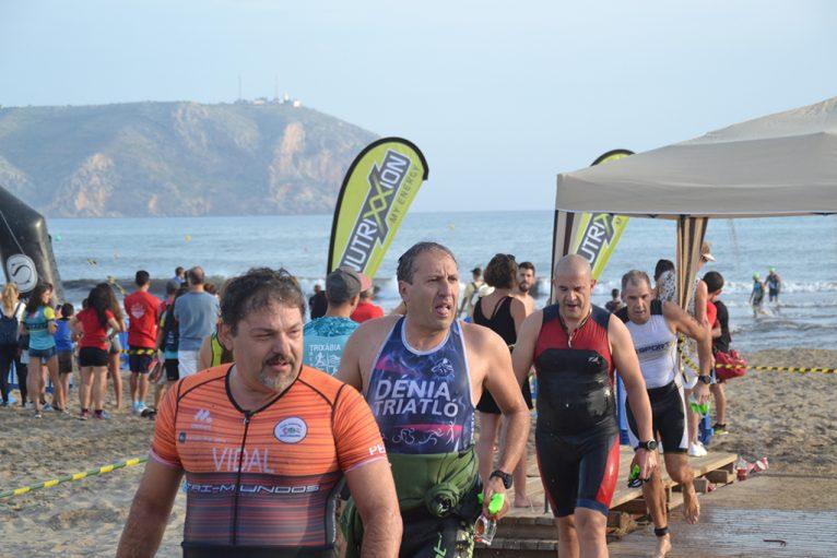 Veterano triatleta del Club Triatló Dénia