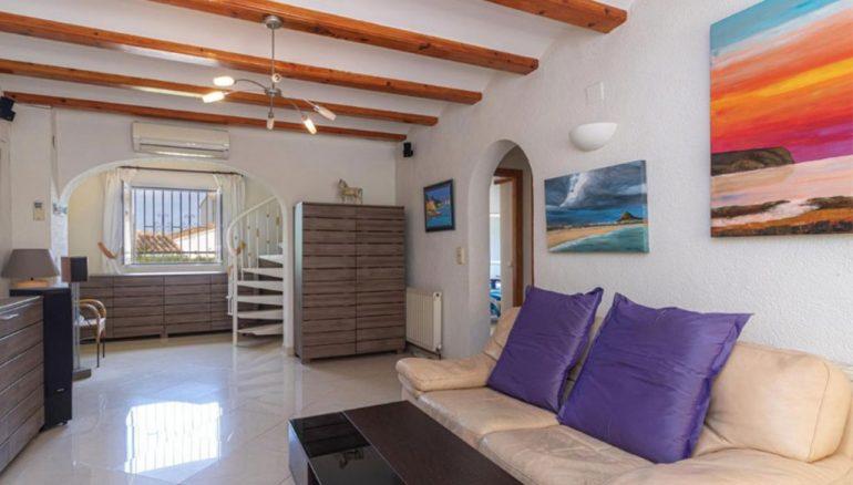 Surface habitable dans villa à vendre à Jávea - Vicens Ash Properties