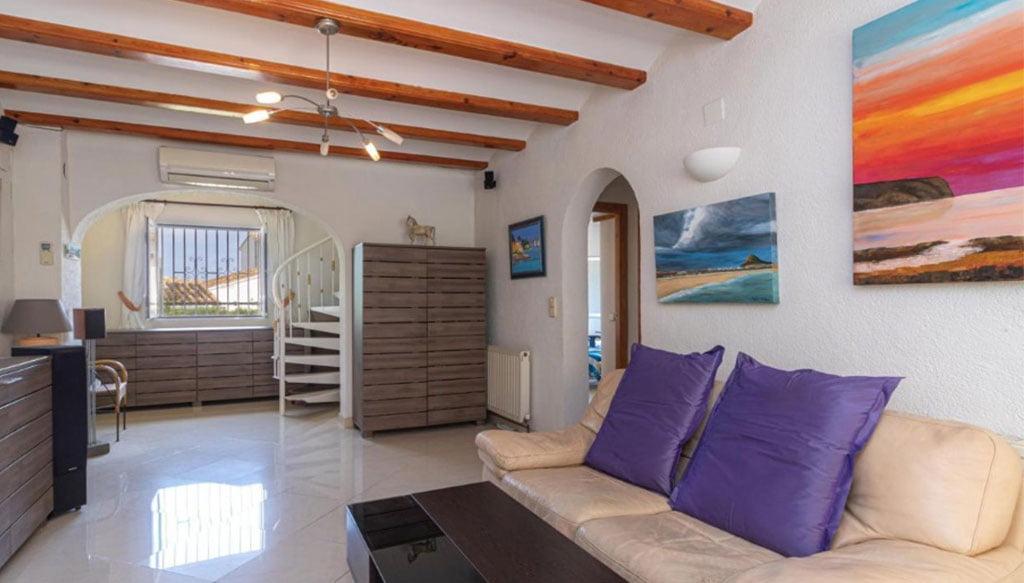 Surface habitable dans une villa à vendre à Jávea - Vicens Ash Properties
