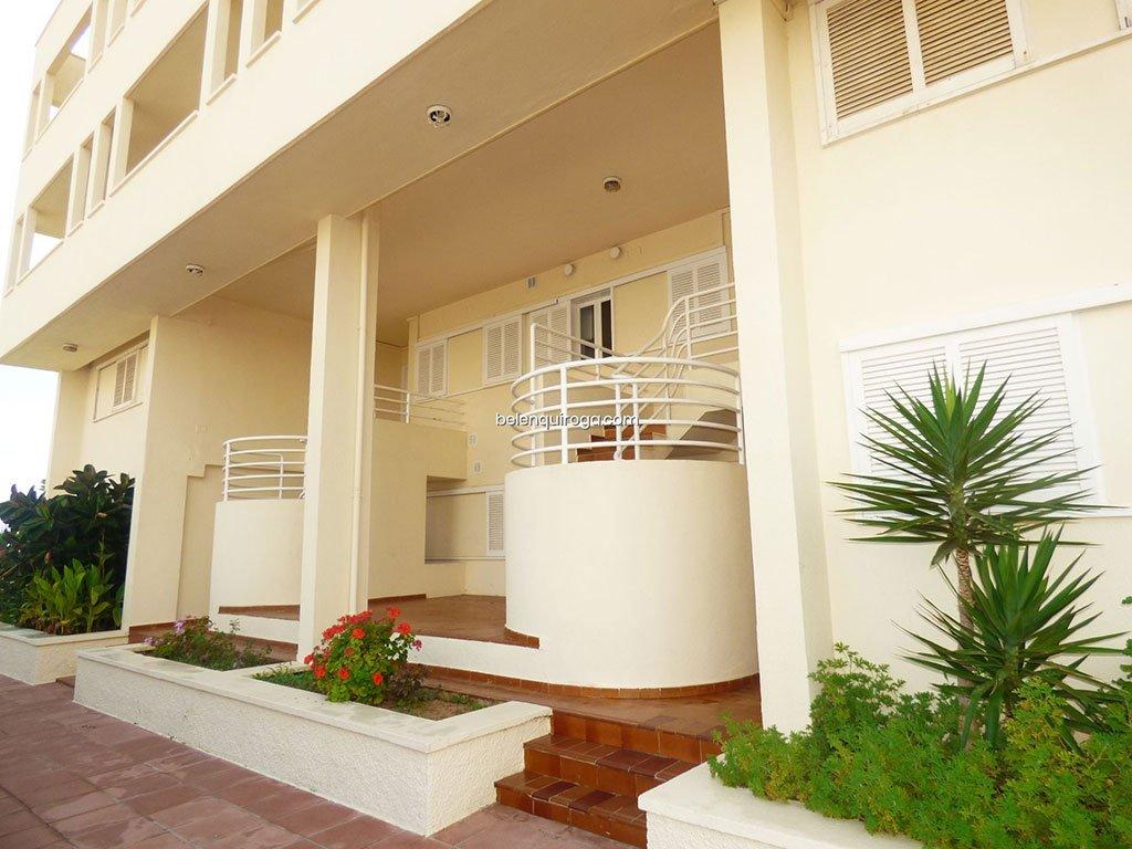 Acesso ao apartamento à venda no Montañar II - Inmobiliaria Belen Quiroga