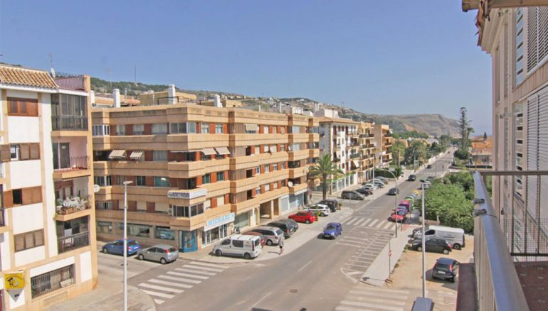 Vistes des d'un pis en venda a Xàbia - MORAGUESPONS Mediterranean Houses