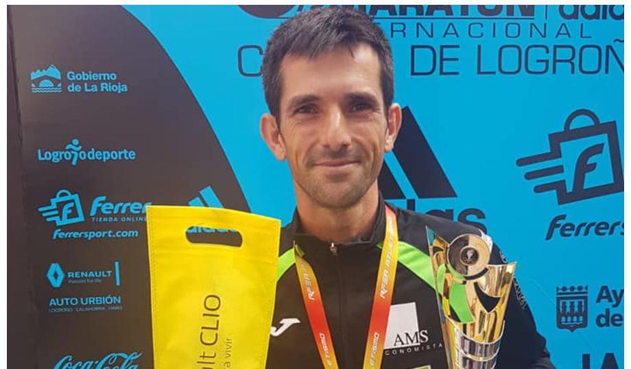 Barragán, campeón de españa