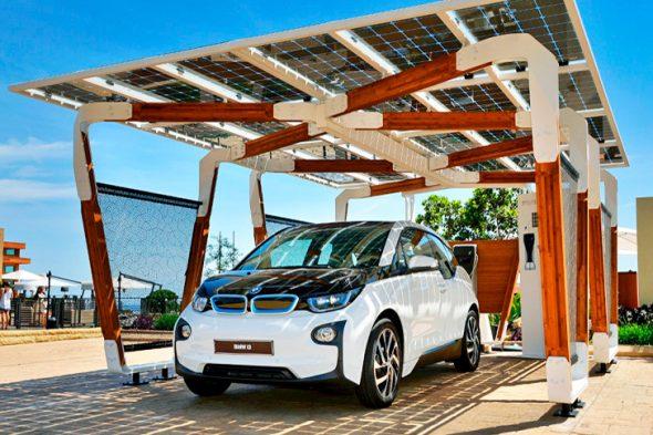 Imatge: Carregador Cotxe Elèctric Xàbia - Free Solar Spain