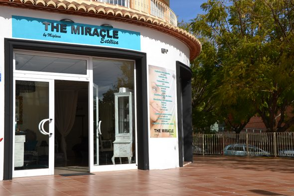 Imagen: Centro belleza Jávea - The Miracle