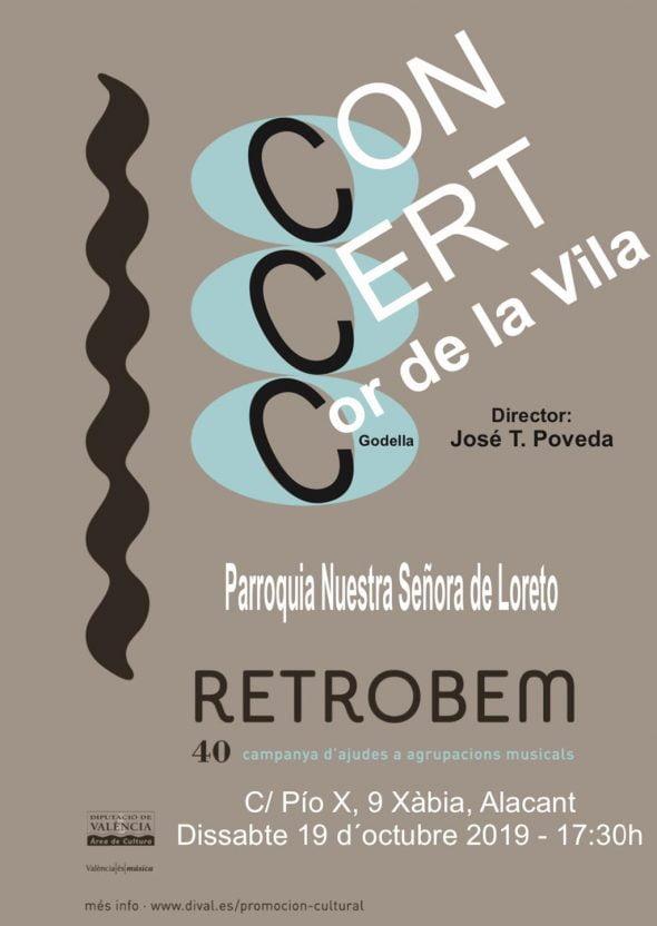 Bild: Chorkonzert der Vila de Godella