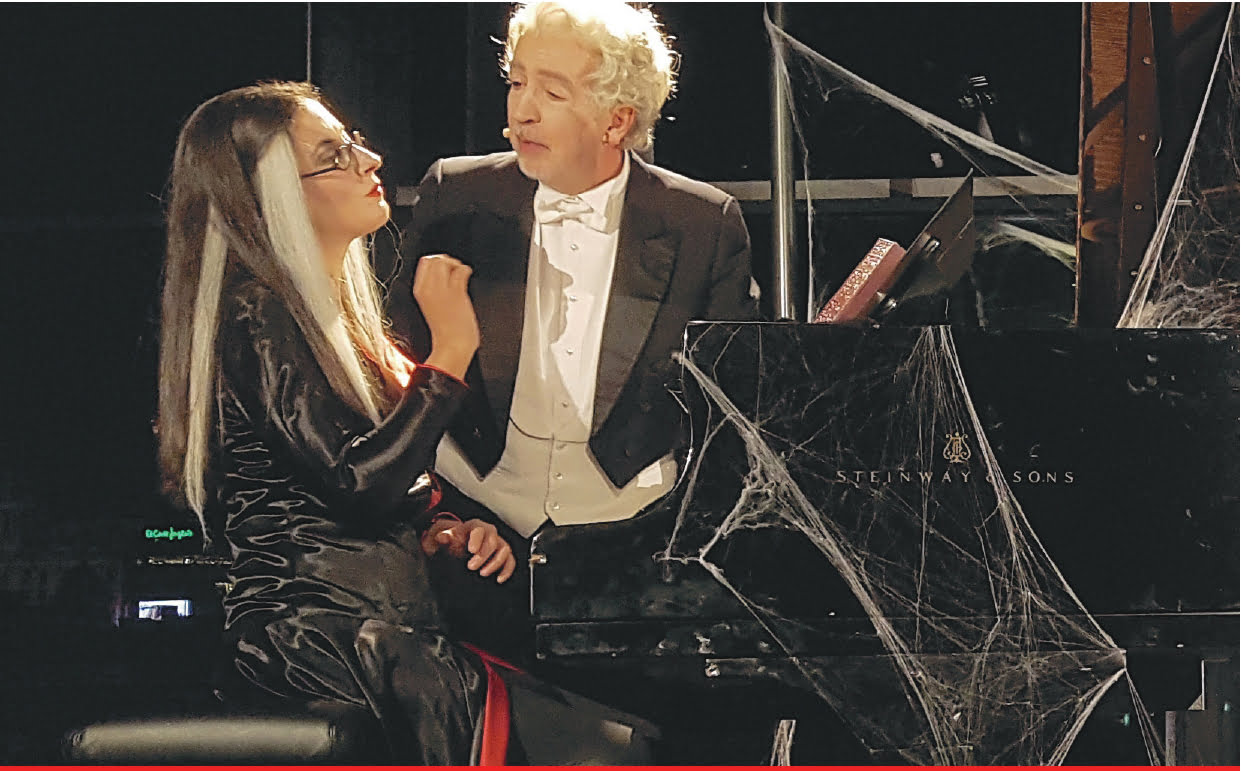 Concierto de Marta Espinós, 'Piano en penumbras'