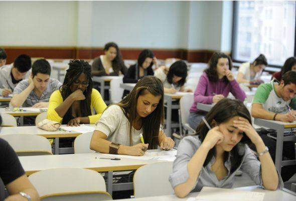 Afbeelding: opgeroepen academische tests voor FP