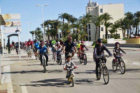 Imagen: Día de la Bicicleta Xàbia 2018