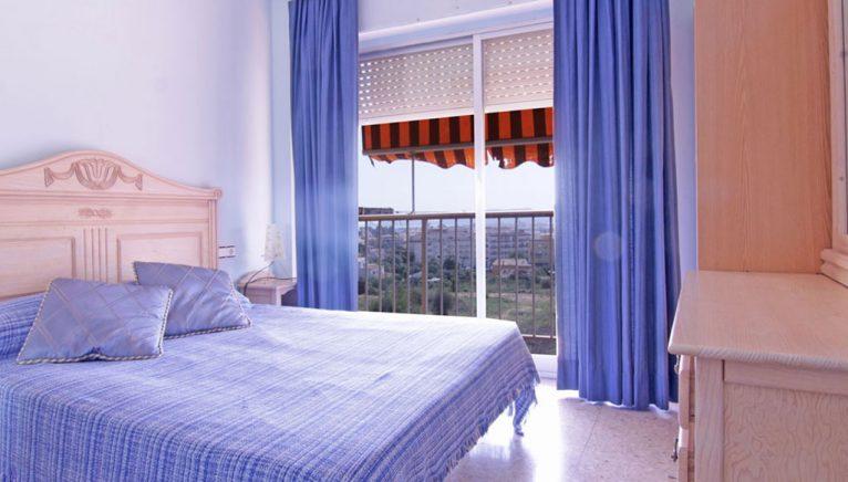 Dormitori en un pis de venda dins de Xàbia - MORAGUESPONS Mediterranean Houses