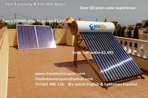 Imatge: Energia solar gratis - Free Solar Spain