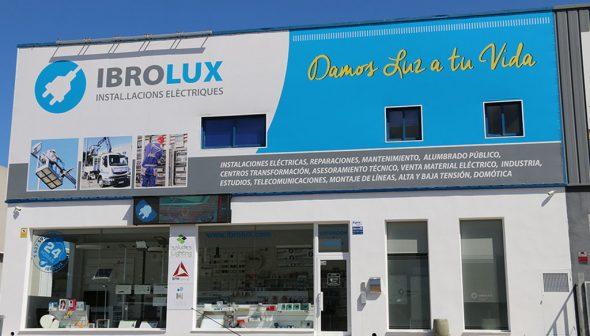 Afbeelding: Ibrolux Entrance