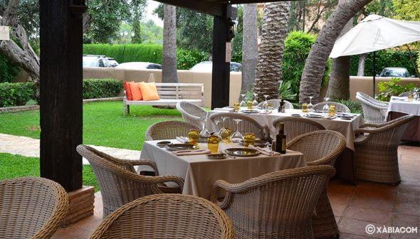 Imagen: Exterior del Restaurante Masena