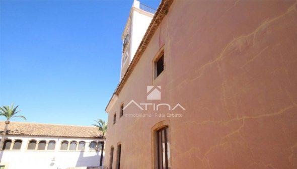 Imatge: Façana edifici històric Xàbia - Atina Immobiliària