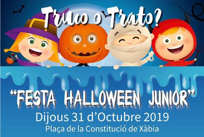 Festa di Halloween di Xàbia 2019