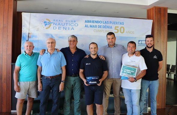 Imagen: Ganador Currican Bajura - Real Club Nautico Denia