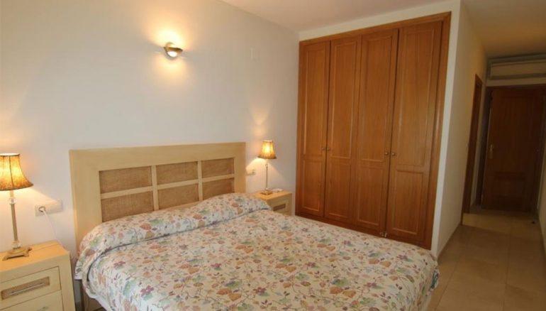 Una de las dos Dormitorio en un apartamento en venta en Jávea - AR Luxury Living