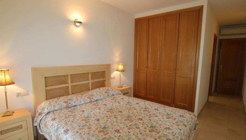 Una de les dues Dormitori en un apartament en venda a Xàbia - AR Luxury Living