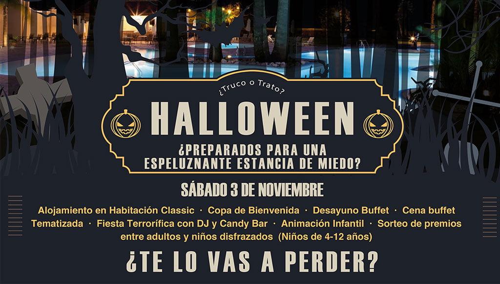 Halloween-Party im Dénia Marriott Golf Resort & Spa Hotel