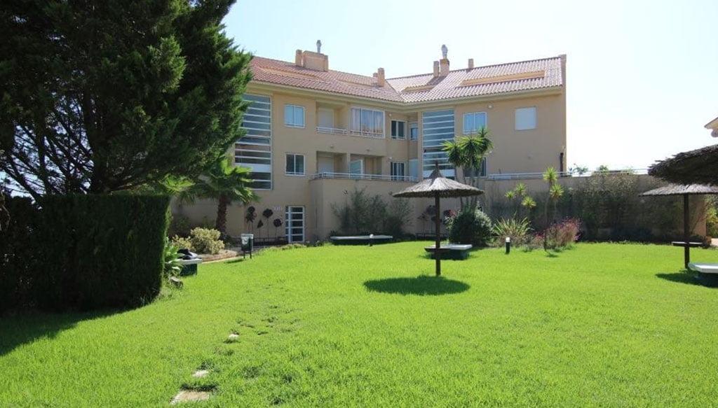 Jardí d'un apartament en venda a El Arenal - AR Luxury Living