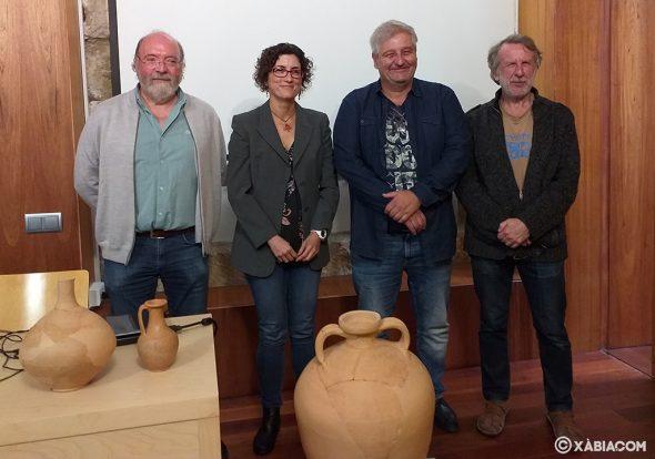Imagen: La Fundación CIRNE y el Museo Soler Blasco restauran tres piezas de los siglos II y III