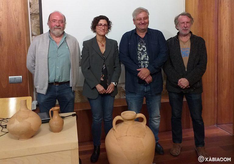 La Fundación CIRNE y el Museo Soler Blasco restauran tres piezas de los siglos II y III