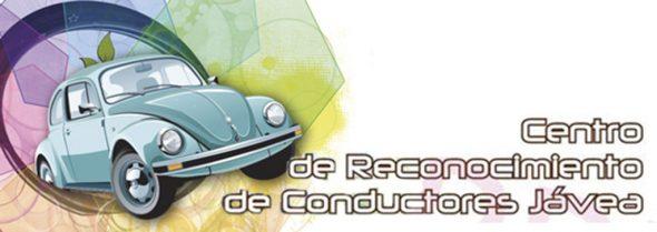 Imagen: Logotipo del Centro de Reconocimiento de Conductores Jávea