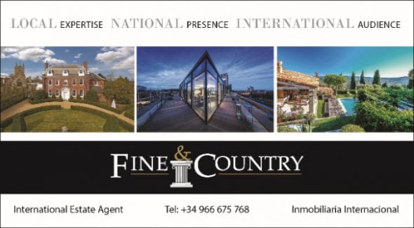Imatge: Logotip Fine & Country Costa Blanca Nord