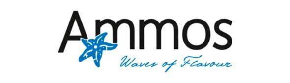 Изображение: логотип ресторана Ammos