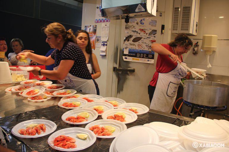 'Mercatap'- Jornada gastronómica en el Mercat de Xàbia