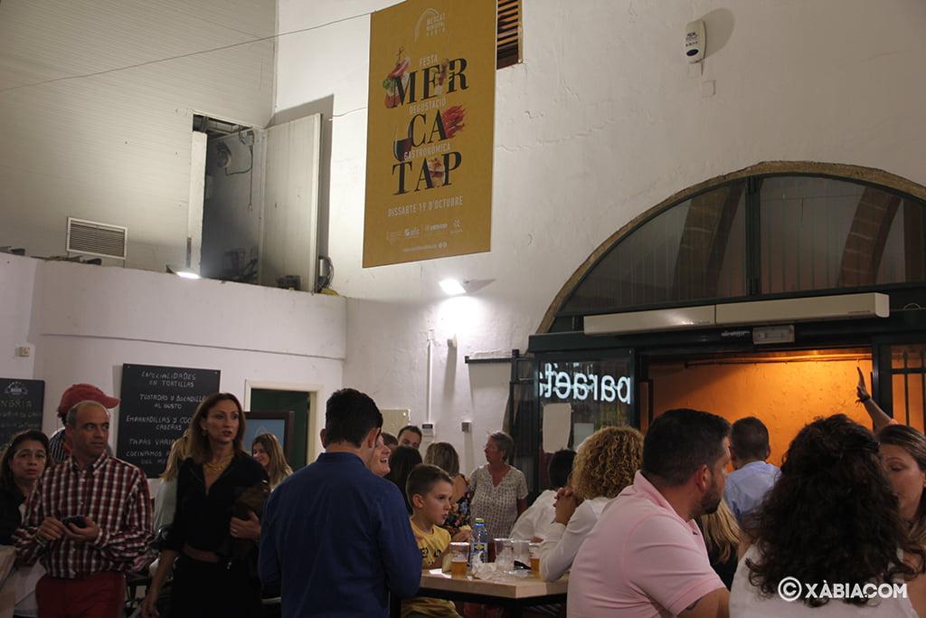 «Mercatap» - Journée gastronomique au Mercat de Xàbia