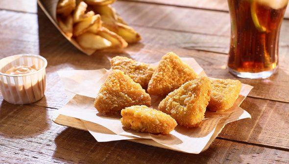 Imagen: Nachos cheese bites - El Raconet