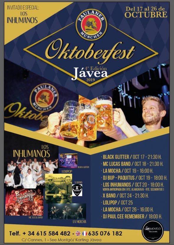 Imagen: Oktoberfest en Xàbia del 17 al 26 de octubre