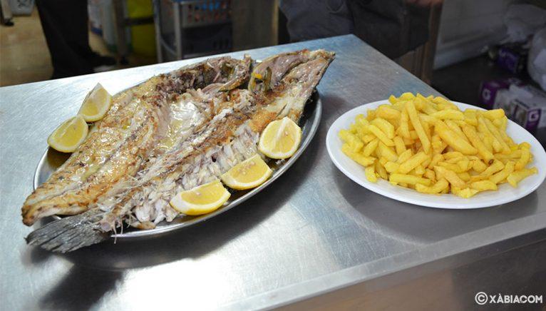 Pescado fresco - La Cantina de Jávea