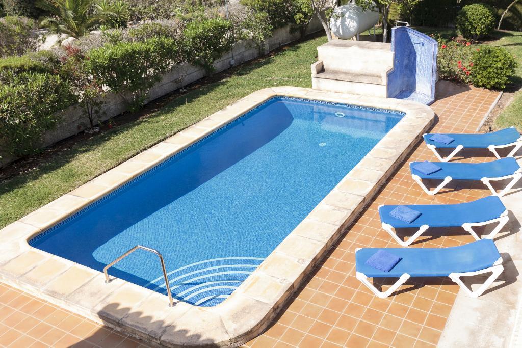 Piscina privada en una casa de vacaciones en Jávea – Quality Rent a Villa
