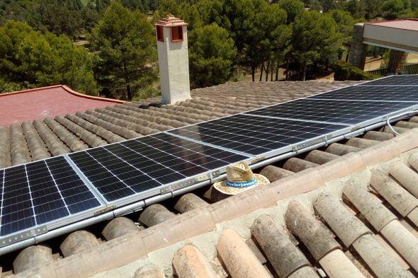 Imatge: Plaques solars a Xàbia - Free Solar Spain