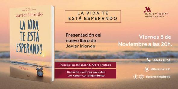 Imagem: Apresentação do livro de Javier Irondo