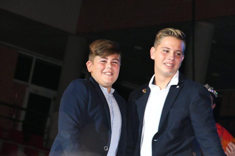 Presidentes de la Comisión Juvenil