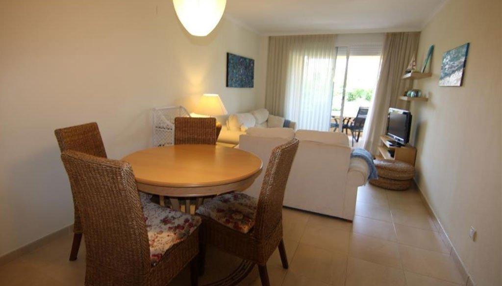 Saló d'un apartament en una urbanització a Xàbia - AR Luxury Living