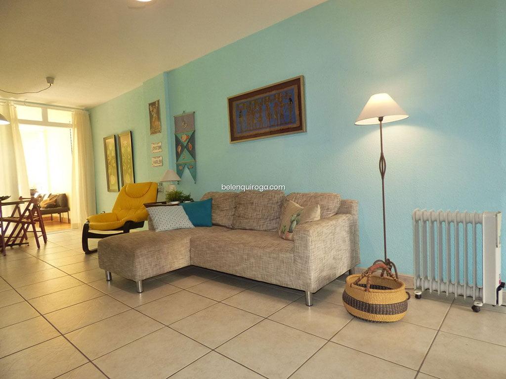 Sala de apartamento à venda em Montañar II - Inmobiliaria Belen Quiroga