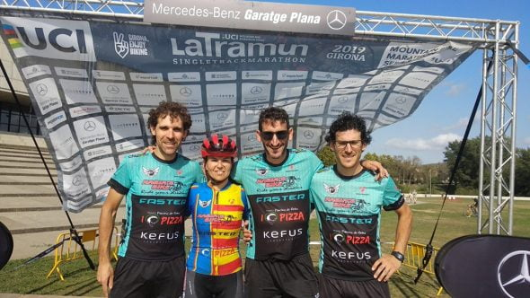 Afbeelding: Saoro, Ade Moll, Àlex Segui en Alicia Margalejo