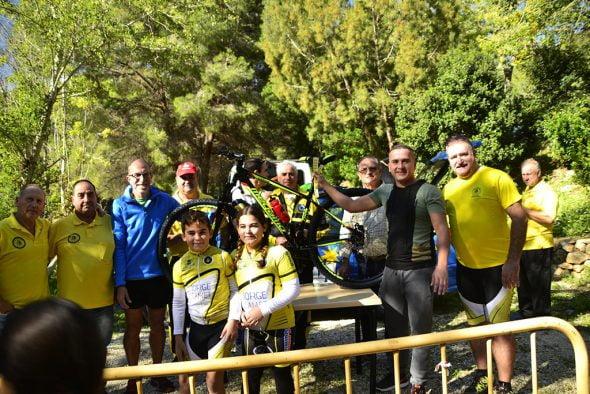 Imagen: Sorteo bicicleta en Pinosol