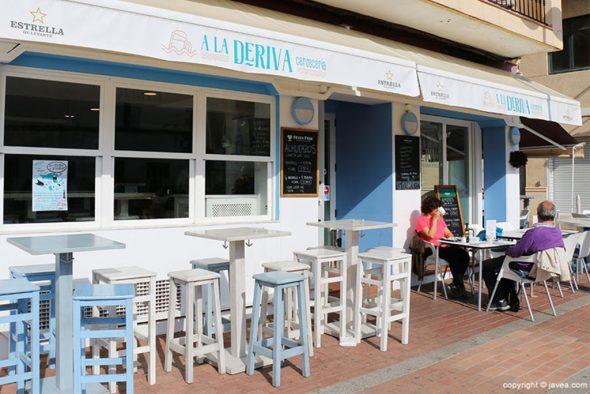 Imagen: Menú de mediodía en Jávea - A La Deriva Cervecería