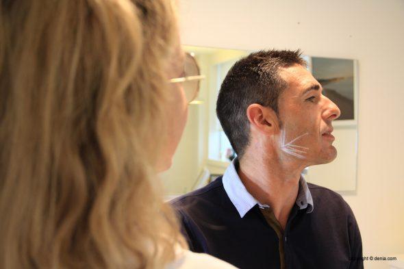 Imagen: Tratamientos estéticos para hombres en Dénia - Clínica Estética Castelblanque