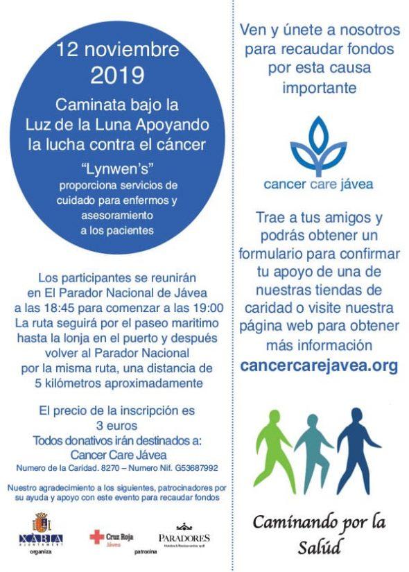 Imagen: Actividad solidaria contra el cáncer