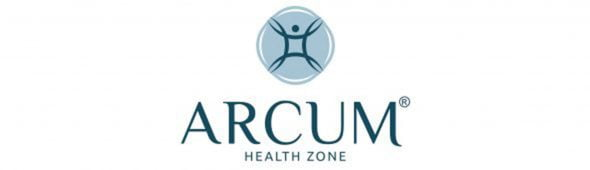 Imagen: Logotipo Arcum Health Zone
